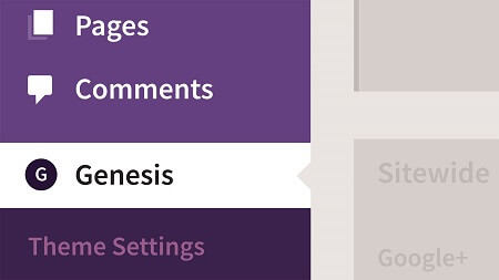 Learning Genesis for WordPress-yangyanghub
