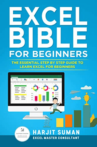 Excel Bible for Beginners: The Essential Step by Step Guide to Learn Excel for Beginners-yangyanghub