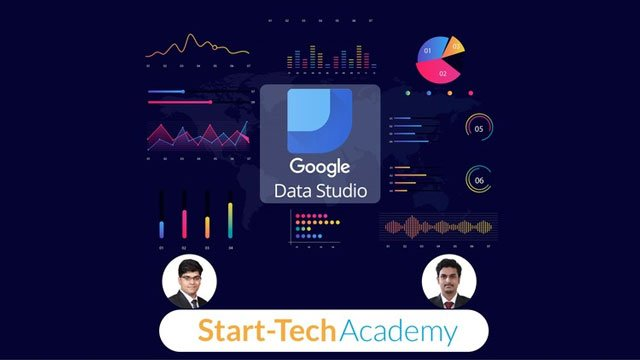 Google Data Studio A-Z for Data Visualization and Dashboards-yangyanghub