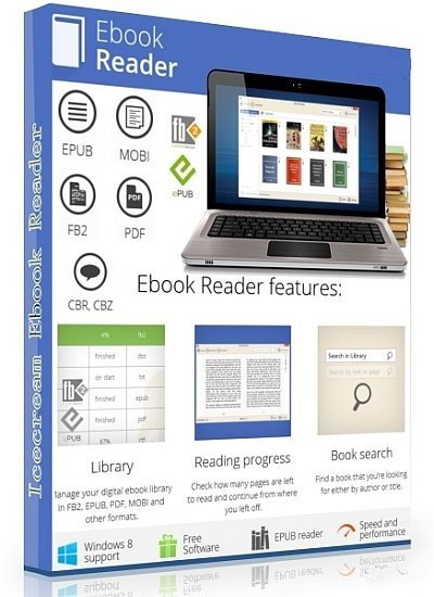 Icecream Ebook Reader Pro 5.21 Multilingual-yangyanghub