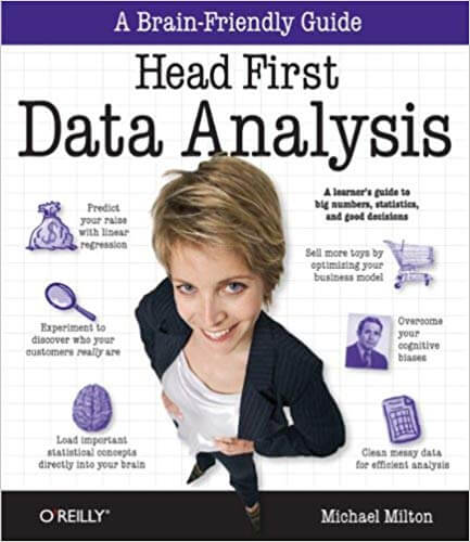 Head First Data Analysis: A learner's guide to big numbers, statistics, and good decisions-yangyanghub