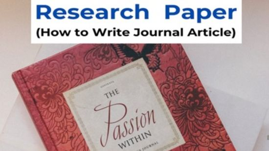 How to Write a Scientific Paper for High Ranked Journals-yangyanghub