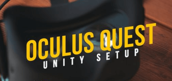 Oculus Quest and Unity: Getting started with VR Game Development-yangyanghub