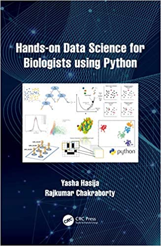 Hands on Data Science for Biologists Using Python-yangyanghub