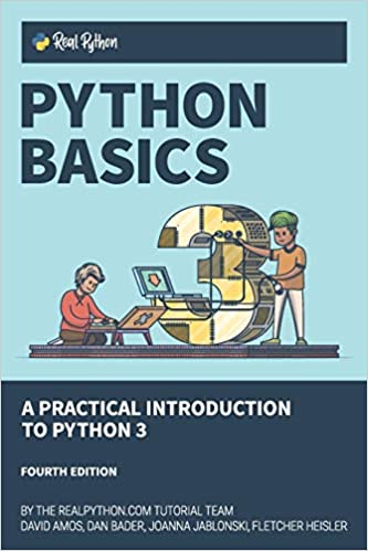Python Basics: A Practical Introduction to Python 3, 4th Edition-yangyanghub