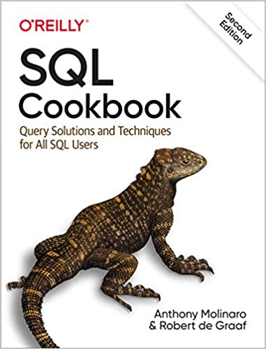 SQL Cookbook: Query Solutions and Techniques for All SQL Users, 2nd Edition (True PDF)-yangyanghub